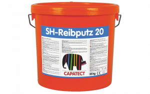 Silikonová omítka CAPAROL SH Reibputz 20 25kg