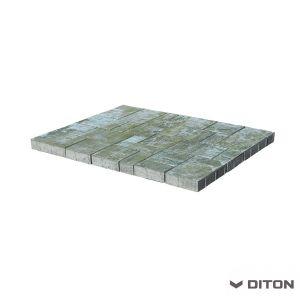 Skladebná betonová dlažba DITON Kombi 6 - INTENSO