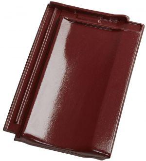 TONDACH STODO 12 Taška základní, glazura KAŠTANOVĚ HNĚDÁ