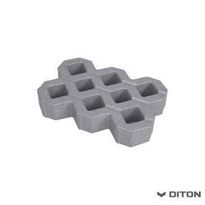 DITON zatravňovací tvárnice 100 (dlažba vegetační)