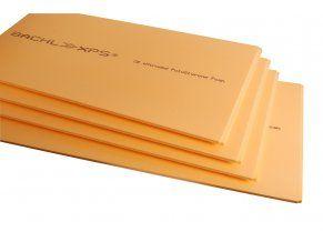XPS extrudovaný polystyren 160/1250x600mm strukturovaný povrch