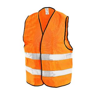 Reflexní vesta oranžová vel. XXL