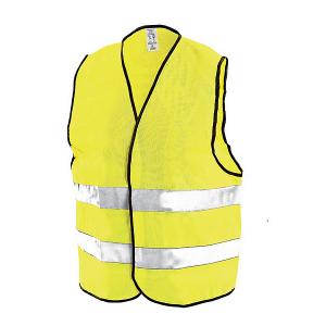 Reflexní vesta žlutá vel. XXL