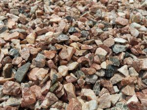 OK Dolomit drcený 8-16 růžovo-šedý