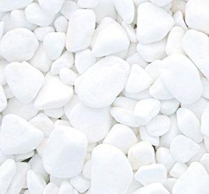 OK Valoun mramor Thasos jasně bílý 10-20 mm
