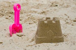 OK Písek do pískoviště 0-2 žlutý