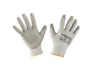 "NEO TOOLS rukavice protiprořezové 10"""