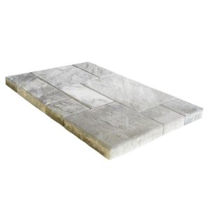 Skladebná betonová dlažba DITON Provance - BAZALT