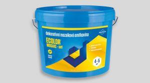 Dekorativní vícebarevná omítkovina - ECOLOR Mosaic set 20kg