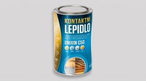 Rozpouštědlové lepidlo - UNIXIN C50 1 L