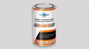 Kaučukové stěrkové lepidlo - ROBINOL CE 10 l