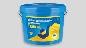 Fasádní barva akrylátová - ECOLOR SPK 15 Kg