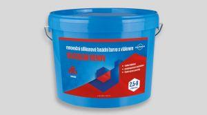 Silikonová barva - SILCOLOR RENOV 3,5 Kg
