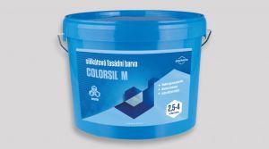 Silikátová fasádní barva - COLORSIL M 7 Kg