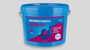 silikonsilikátová fasádní barva - COLORSIL SISI 7 Kg